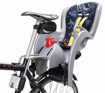 Детское кресло для велосипеда